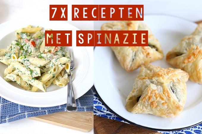 7x recepten met spinazie