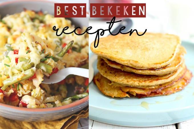Best bekeken recepten van week 14 -2018