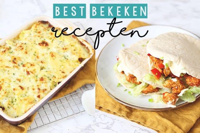 Best bekeken recepten van week 16 – 2018