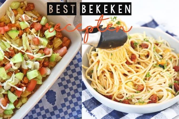 Best bekeken recepten van week 15 -2018