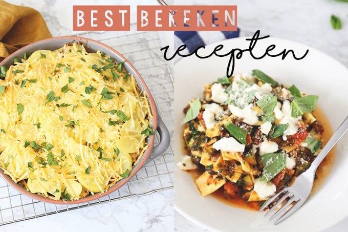 Best bekeken recepten van week 21 – 2018