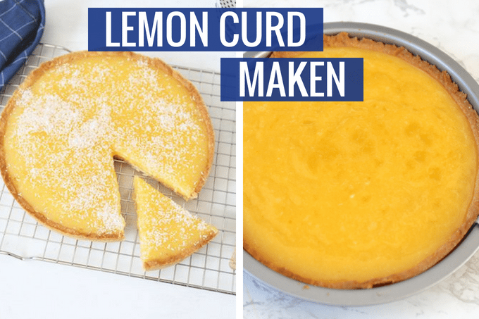 Basisrecept: lemon curd