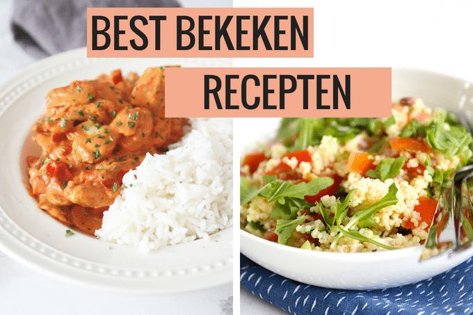 Best bekeken recepten van week 24 – 2018