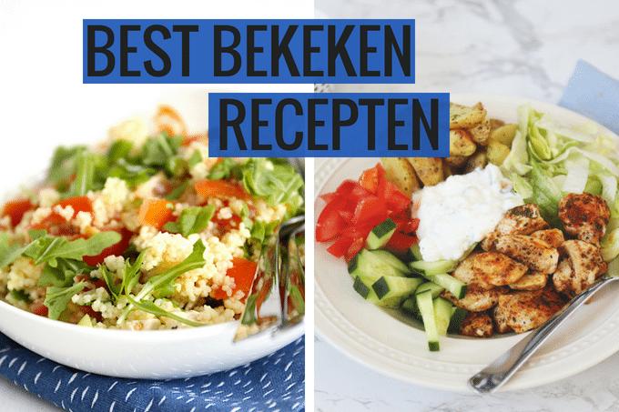 Best bekeken recepten van week 23 – 2018