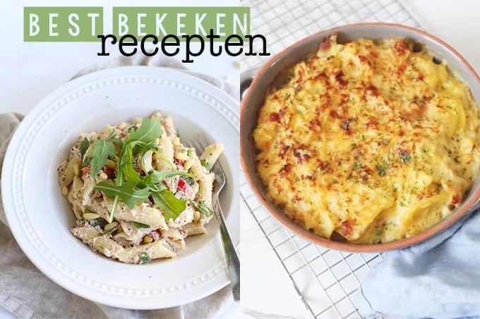 Best bekeken recepten van week 30 – 2018