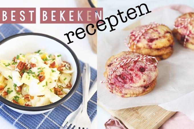 Best bekeken recepten van week 32 – 2018