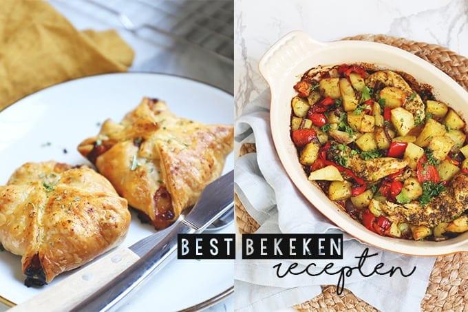 Best bekeken recepten van week 40 – 2018