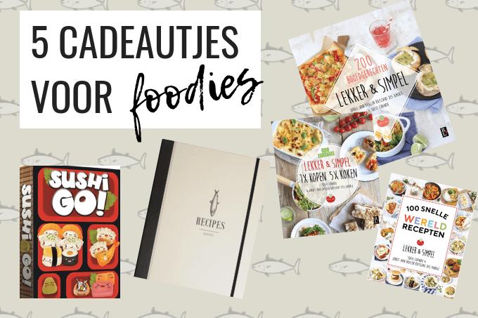 5 Cadeautjes Voor Foodies Onder De 20 Euro Lekker En Simpel