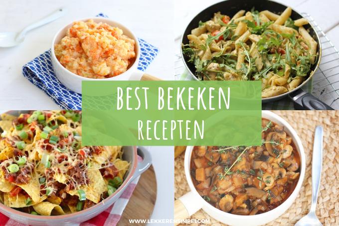 Best bekeken recepten van week 49 – 2018