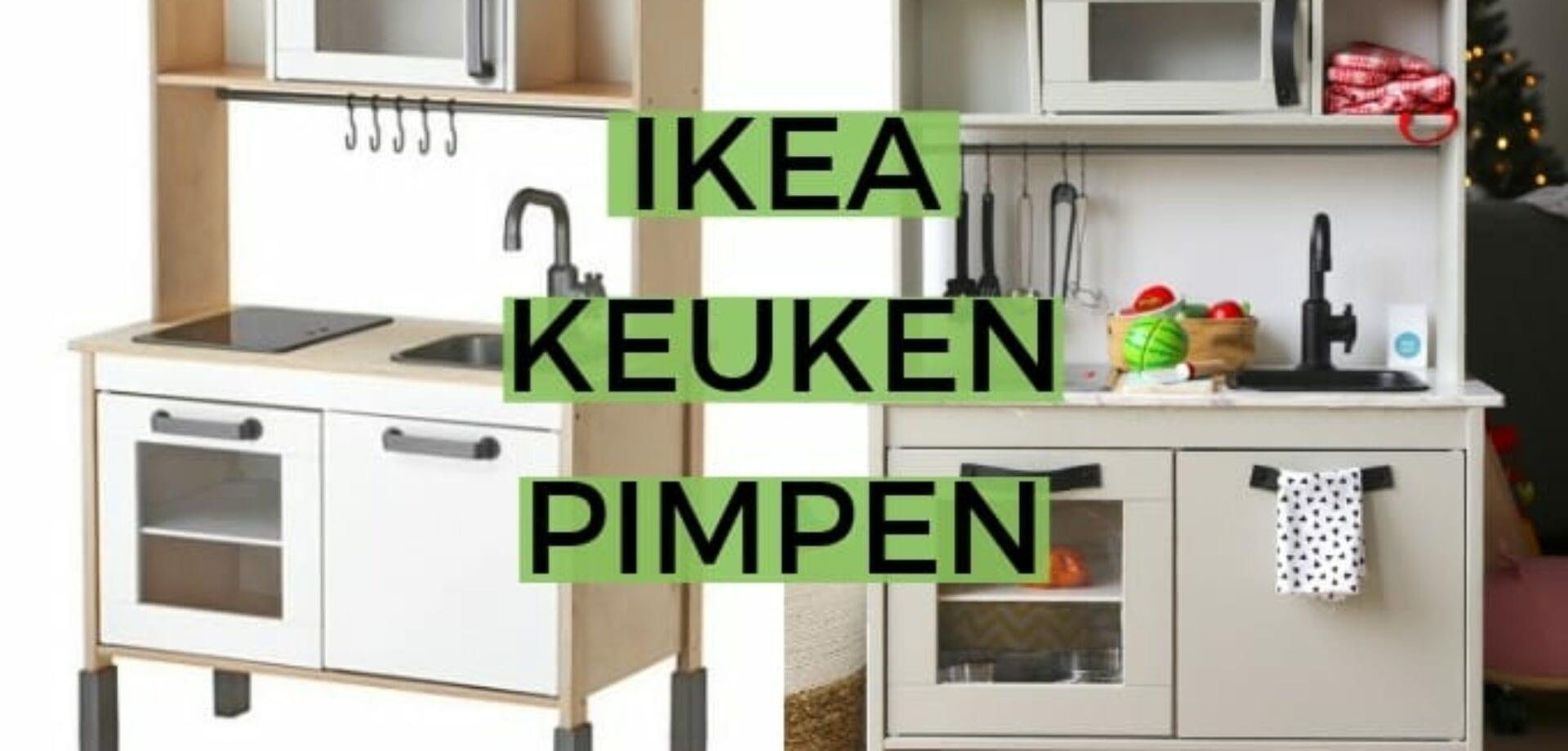 Ikea Keukentje Pimpen Lekker En Simpel