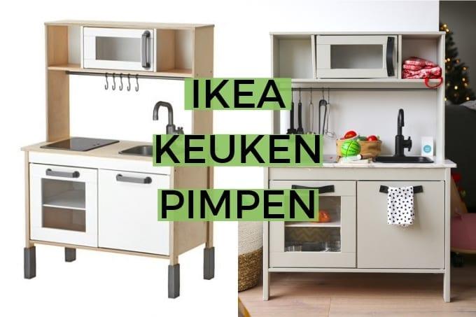 Ikea keukentje pimpen