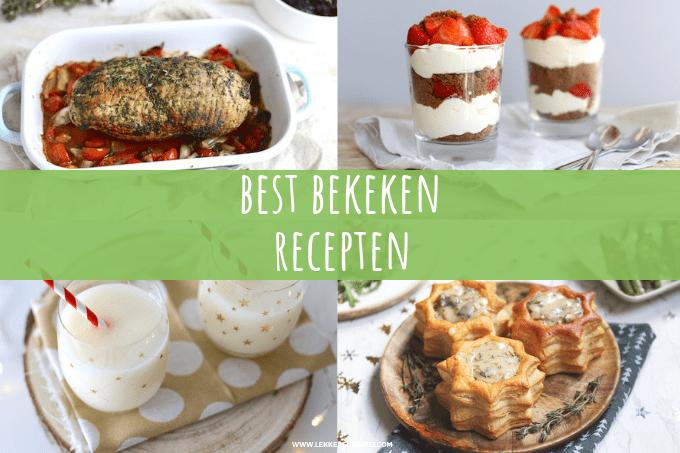 Best bekeken recepten van week 52 – 2018