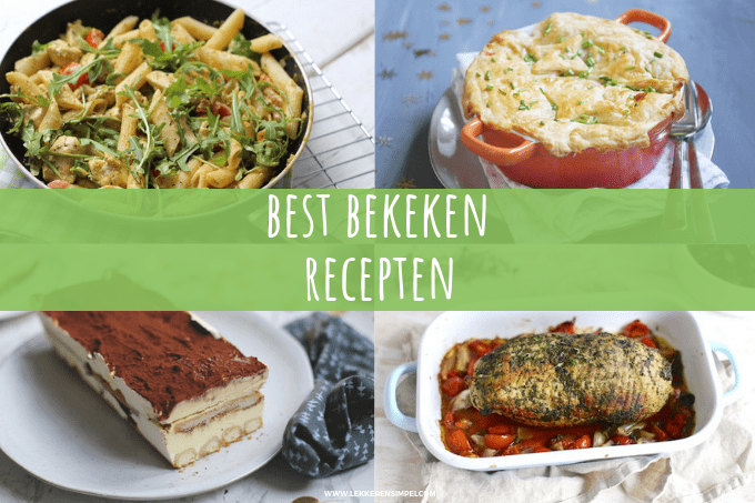 Best bekeken recepten van week 51 – 2018