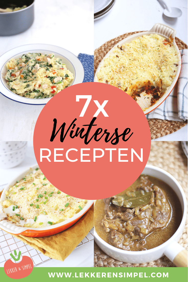7x winterse. recepten