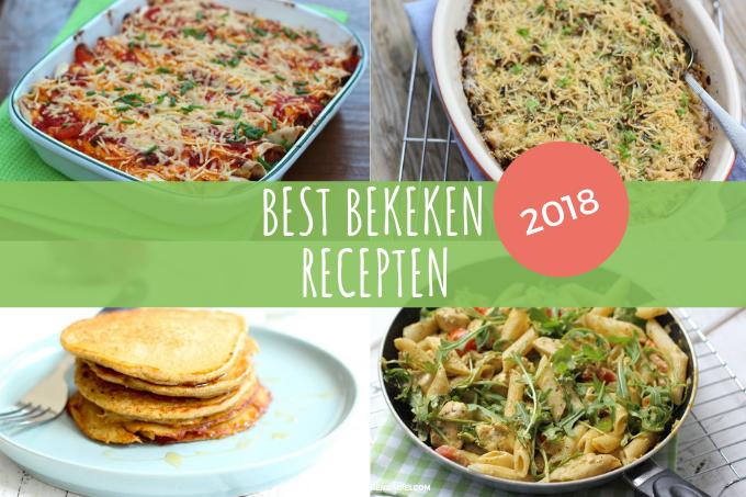 Best bekeken recepten van 2018