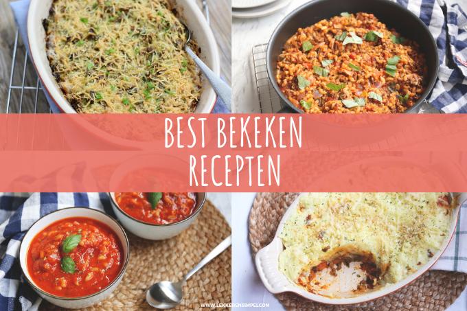 Best bekeken recepten van week 1 – 2019