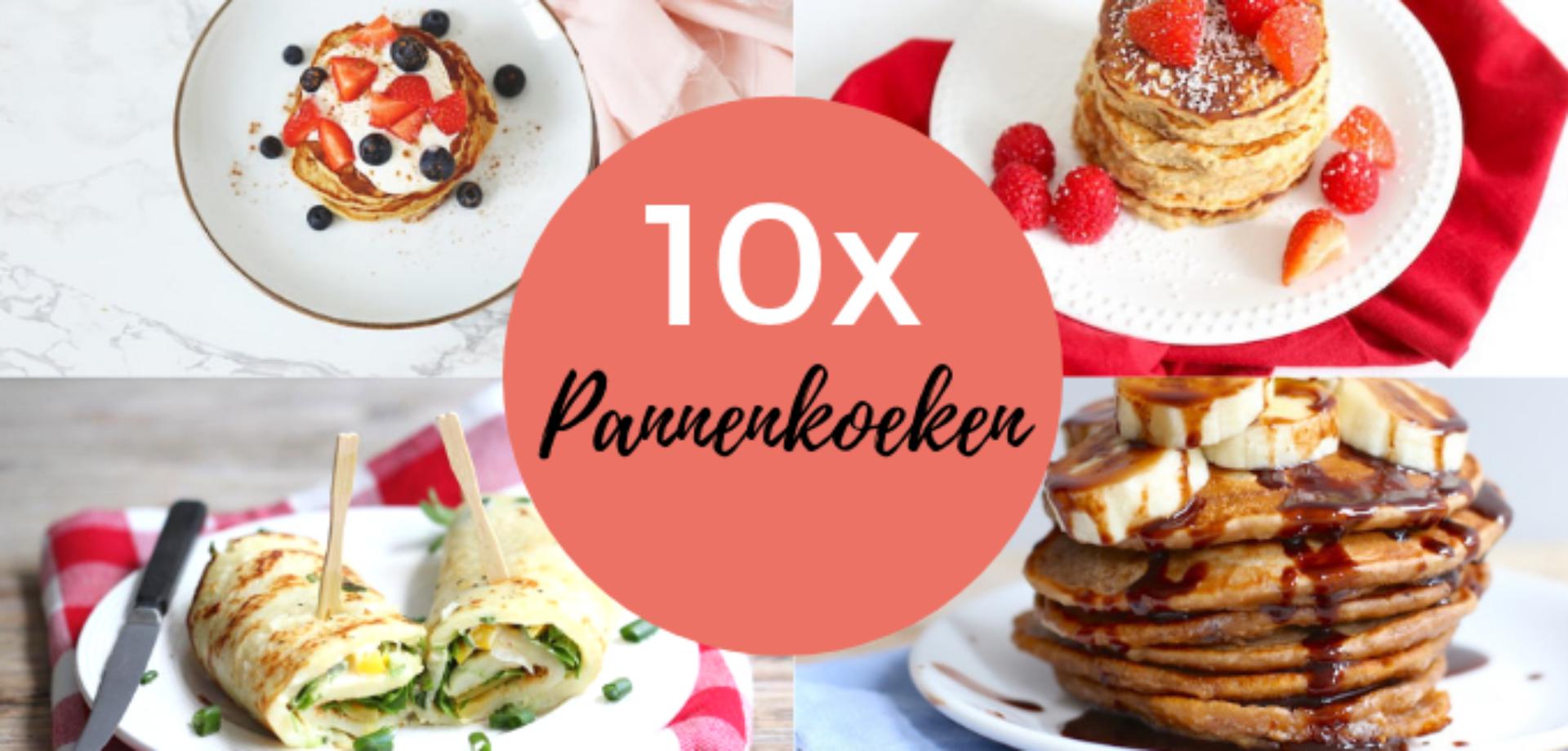 10x pannenkoeken recepten