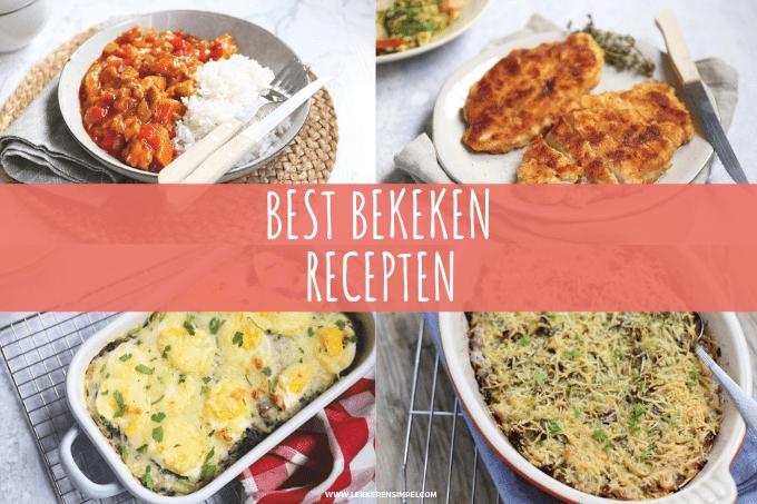 Best bekeken recepten van week 5 – 2019