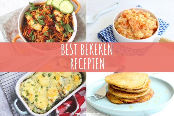 Best bekeken recepten van week 4 – 2019