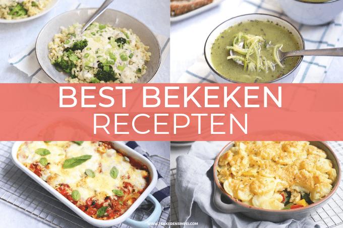 Best bekeken recepten van week 10 – 2019