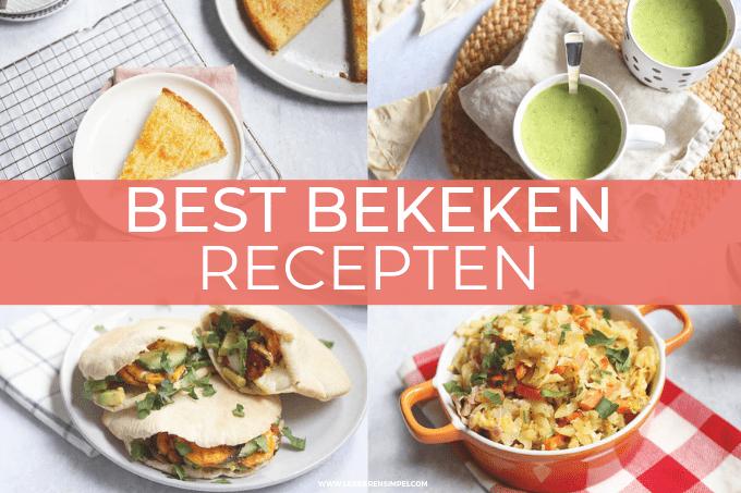 Best bekeken recepten van week 11 – 2019