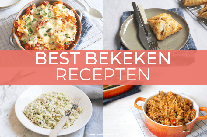 Best bekeken recepten van week 12 – 2019
