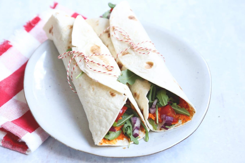vega lunchwrap
