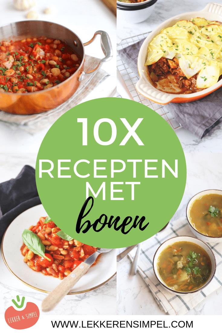 10x recepten met bonen
