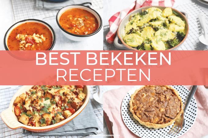 Best bekeken recepten van week 14 – 2019