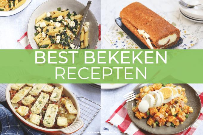 Best bekeken recepten van week 15 – 2019