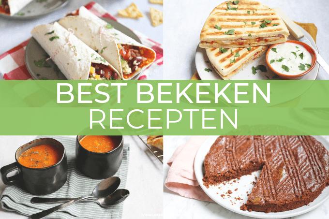 Best bekeken recepten van week 13 – 2019