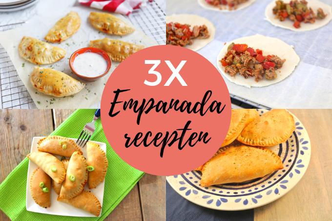 3x empanada recepten