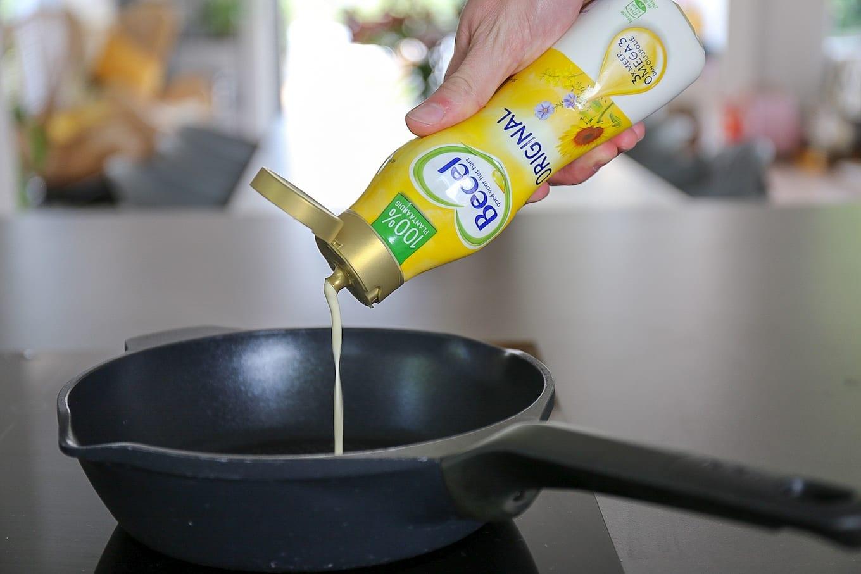 Becel vloeibare margarine