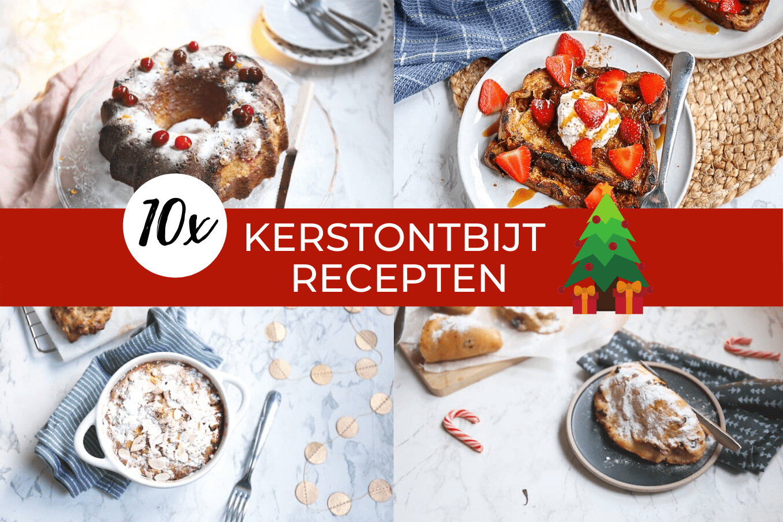 10x kerstontbijt recepten