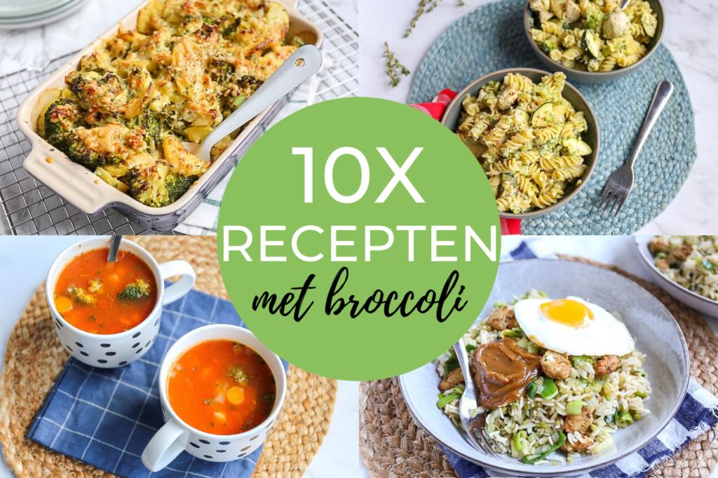 10x recepten met broccoli