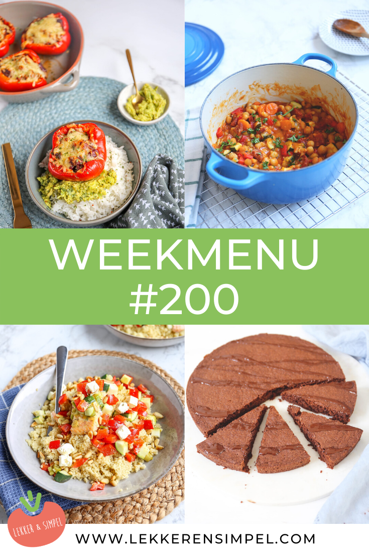 weekmenu #200