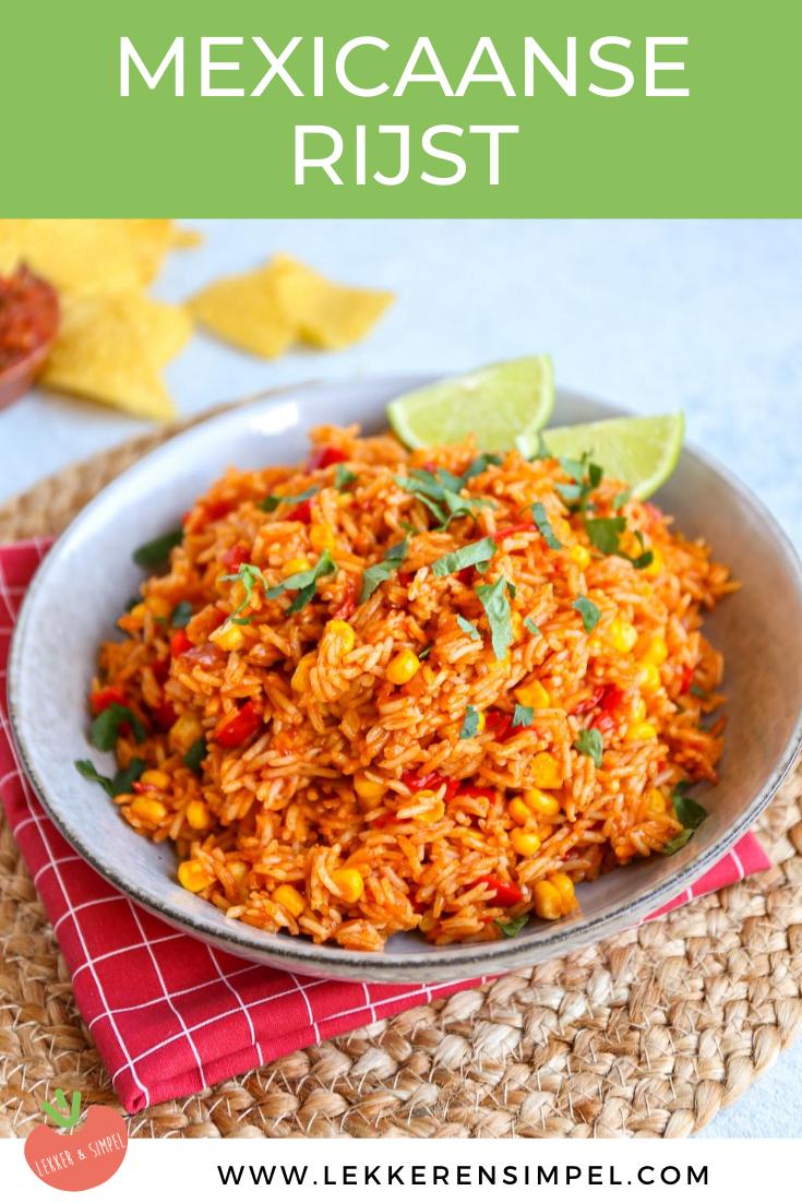 Mexicaanse rijst