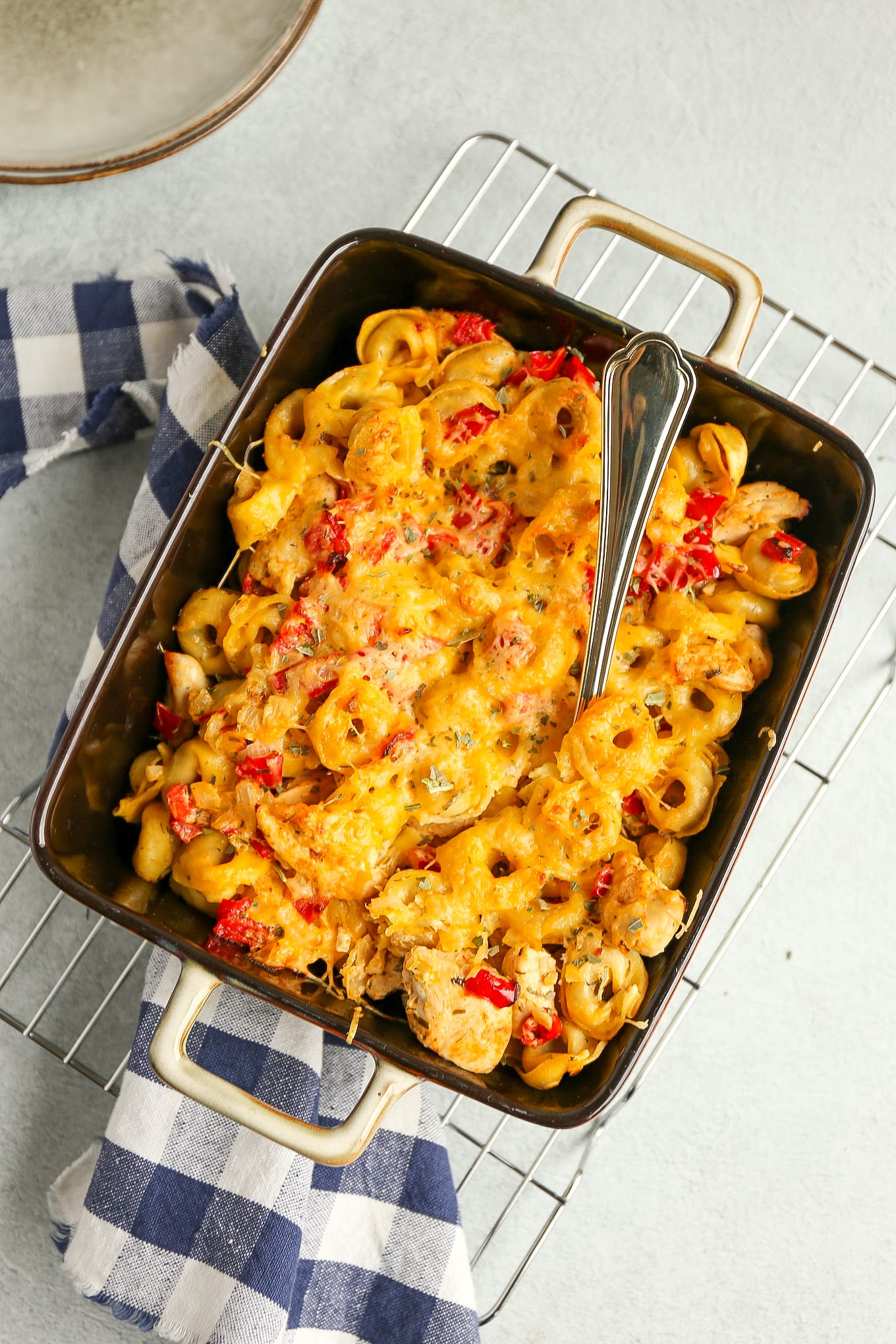 tortellini ovenschotel met kip