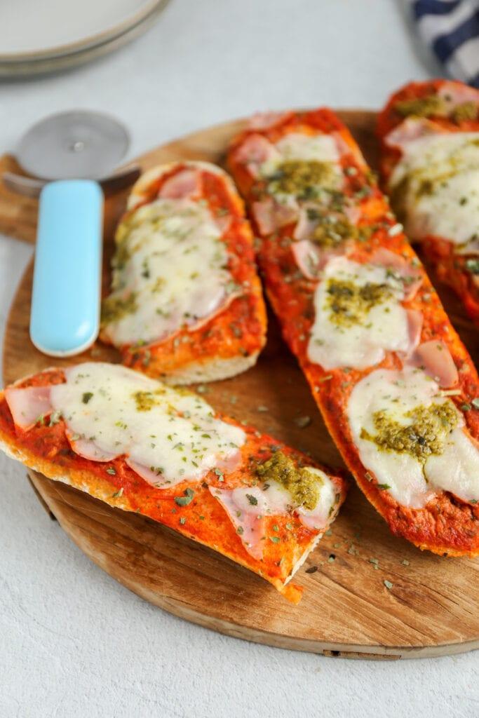 pizza stokbrood