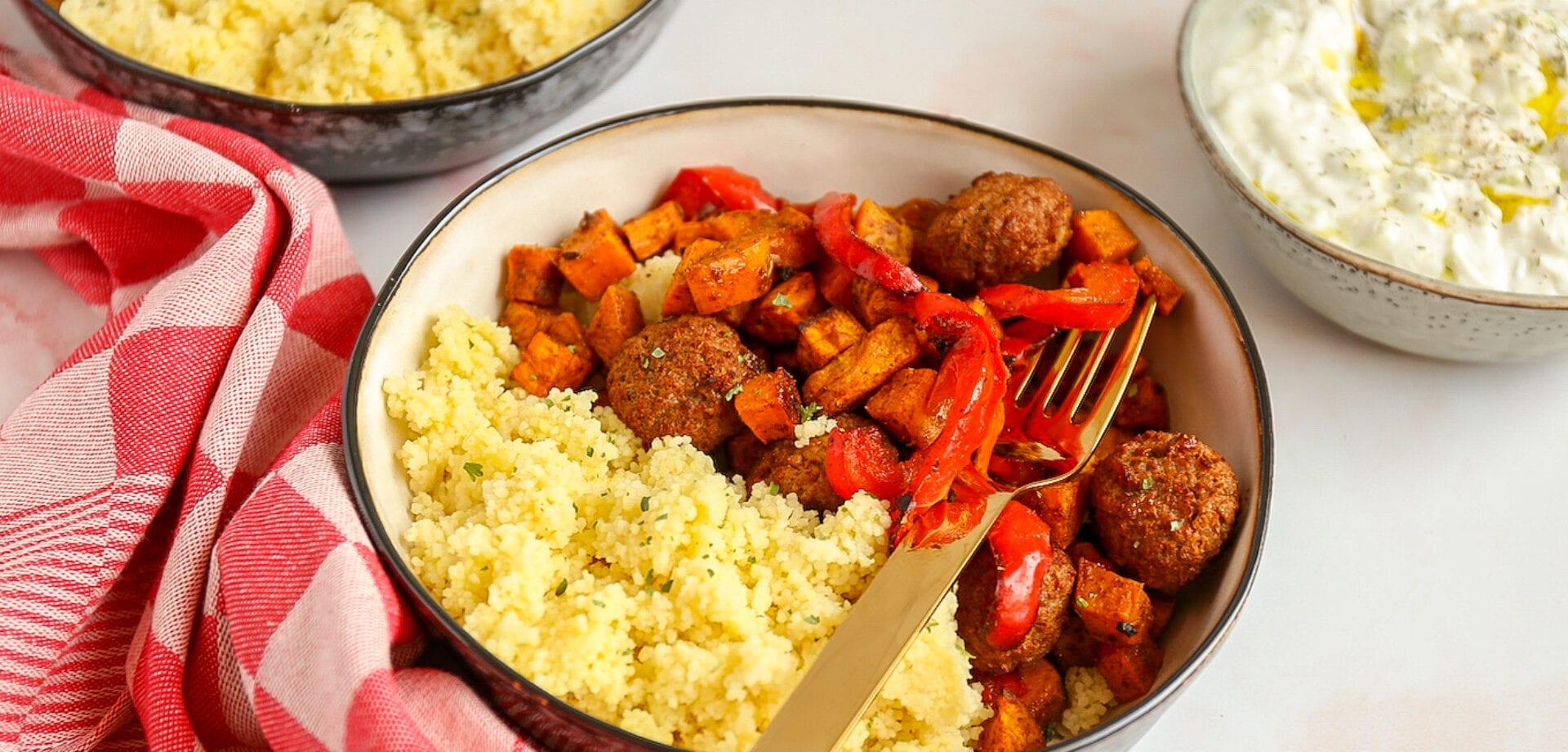 Couscous bowl