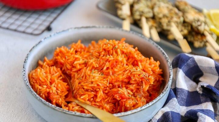 Griekse rijst